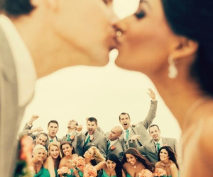 wedding, love, and marriage image