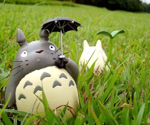totoro, toys, and cute image