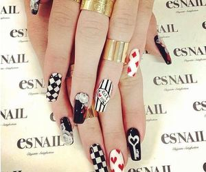 nails, kylie jenner, and kylie image