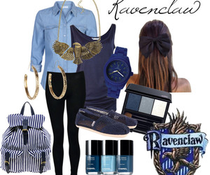 harry potter, cute, and outfit image