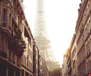 fashion, paris, and vintage image