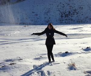 fun, mongolia, and winter time image