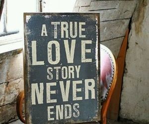 love, quotes, and story image