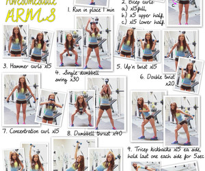 fitness, health and fitness, and fitness tips image