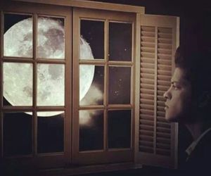 moon, song, and bruno mars image