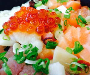 cuisine, fish, and japan image