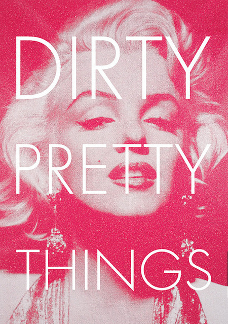 Beautiful Better Dirty Pretty Things Marylin Monroe Perfect Pink Inspiring Picture On Favim