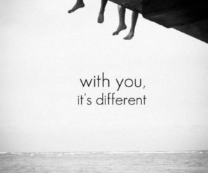 love, different, and you image