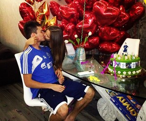 love and surprise for him image
