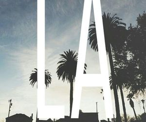 la, summer, and love image