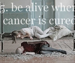 cancer, girl, and photography image