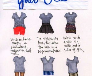 fashion, style, and tee image