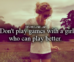 girl, play, and better image