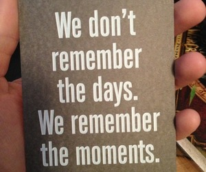 day, moment, and remember image