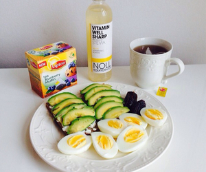 body, breakfast, and egg image