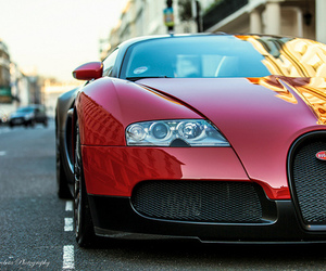 bugatti, car, and luxury image