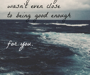 broken, quotes, and hurt image