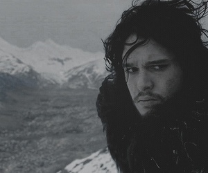 mountains, game of thrones, and jon snow image