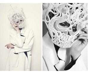 art, avant-garde, and fashion image