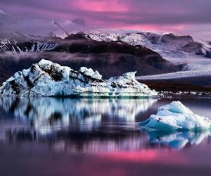 beautiful, explore, and iceland image