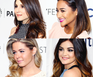 pll, alison, and emily image