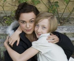 atonement, keira knightley, and Saoirse Ronan image