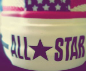 all star, american flag, and converse image