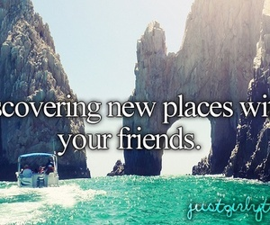 friends, summer, and discover image