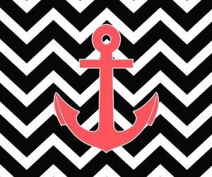 anchor, wallpaper, and black image
