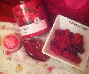 berries, candy, and gummies image