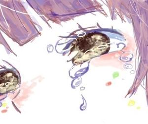 anime and tears image