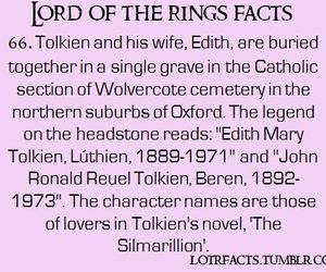 LOTR, wow, and silmarillion image