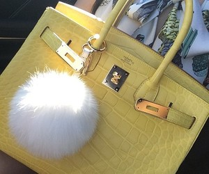 fashion, Birkin, and bag image