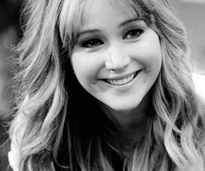 Jennifer Lawrence, beautiful, and smile image