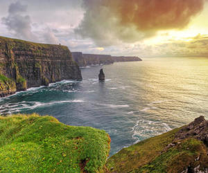 cliffs of moher, ireland, and severn wonders image