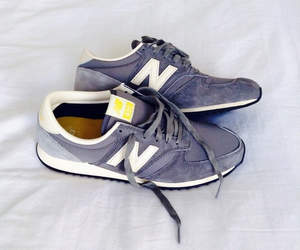 shoes, new balance, and fashion image