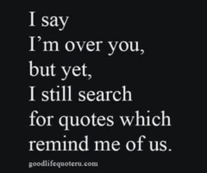 quote, search, and over you image