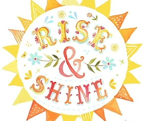 shine, sun, and quote image
