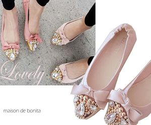 flats, shoes, and احذية image