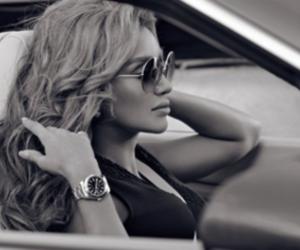 girl, car, and maya diab image