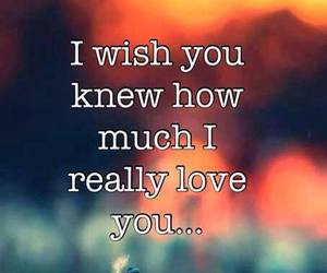 love, wish, and quote image