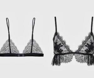 bras and lace bralet image