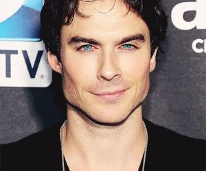 ian somerhalder and cute image