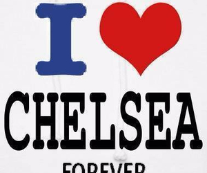 blue, Chelsea FC, and forever image