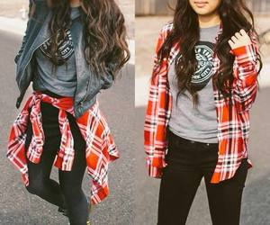 hipster, clothes, and outfit image