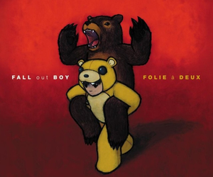 fall out boy, folie å deux, and FOB image