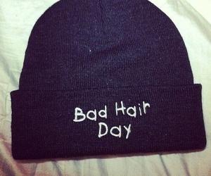 hair, bad, and day image