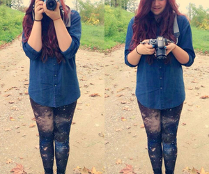 beautiful, blouse, and canon image