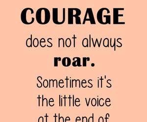 courage, inspiration, and motivation image