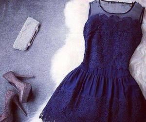 dress blue girl outfits image
